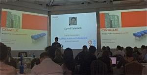 Speaking at RecruitTech